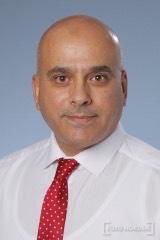 Bild rektor al salamah skolan